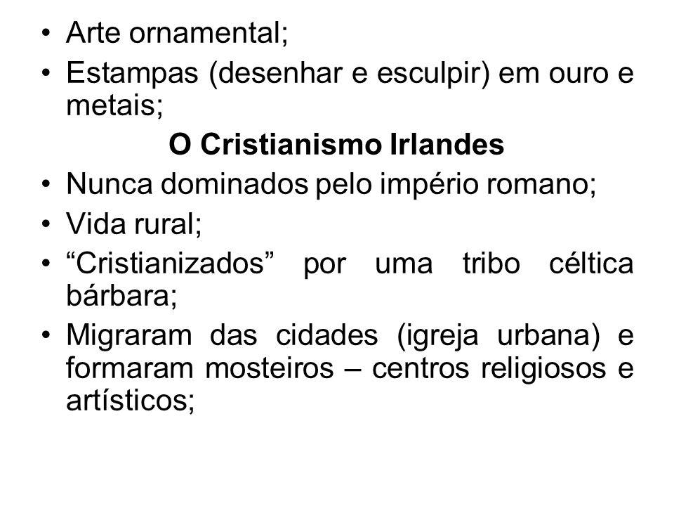 O Cristianismo Irlandes