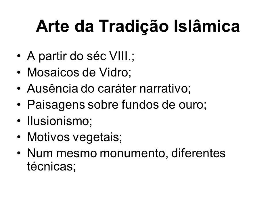 Arte da Tradição Islâmica