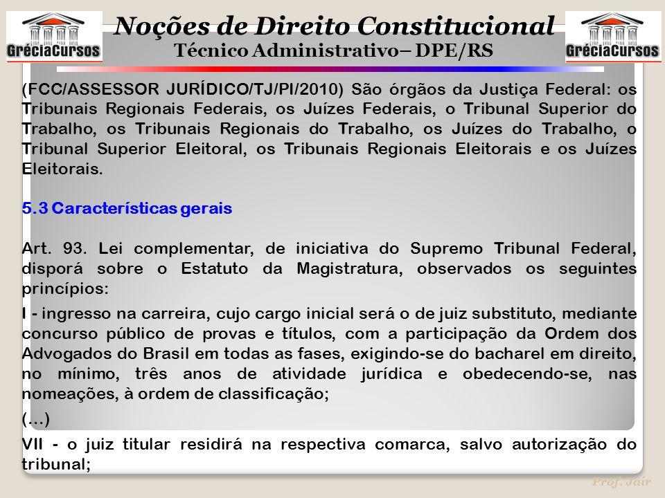 (FCC/ASSESSOR JURÍDICO/TJ/PI/2010) São órgãos da Justiça Federal: os Tribunais Regionais Federais, os Juízes Federais, o Tribunal Superior do Trabalho, os Tribunais Regionais do Trabalho, os Juízes do Trabalho, o Tribunal Superior Eleitoral, os Tribunais Regionais Eleitorais e os Juízes Eleitorais.