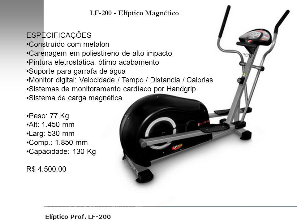 LF-200 - Elíptico Magnético