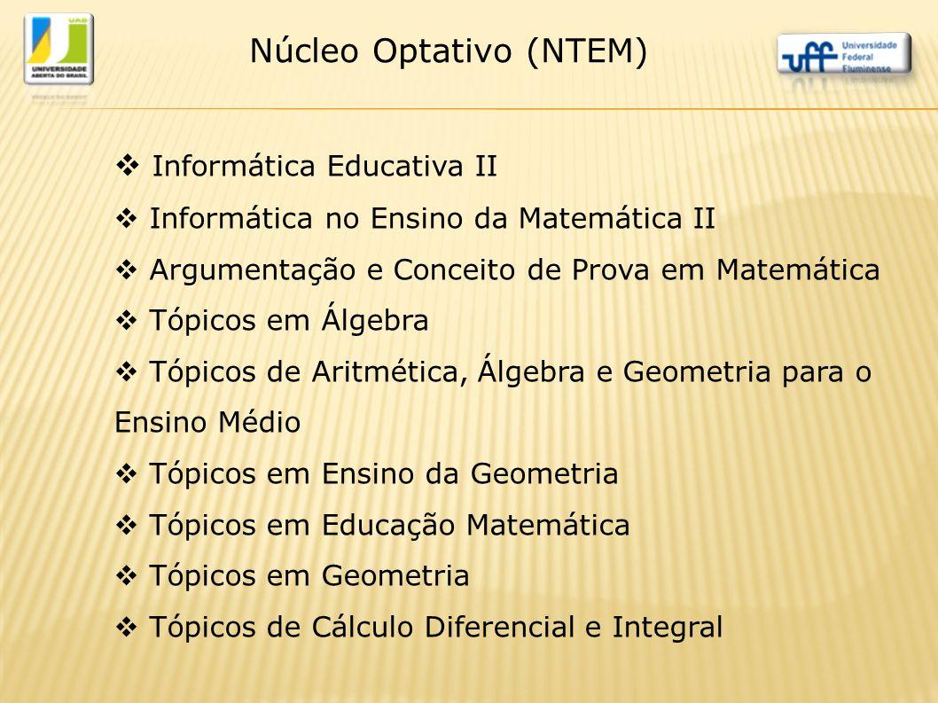 Núcleo Optativo (NTEM)