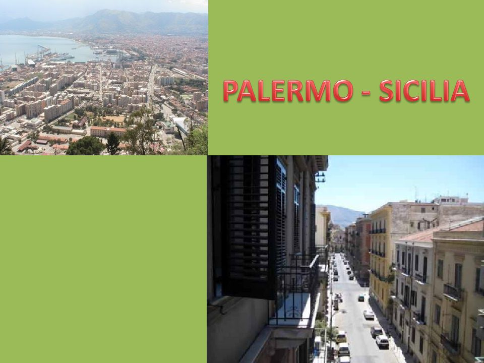 PALERMO - SICILIA