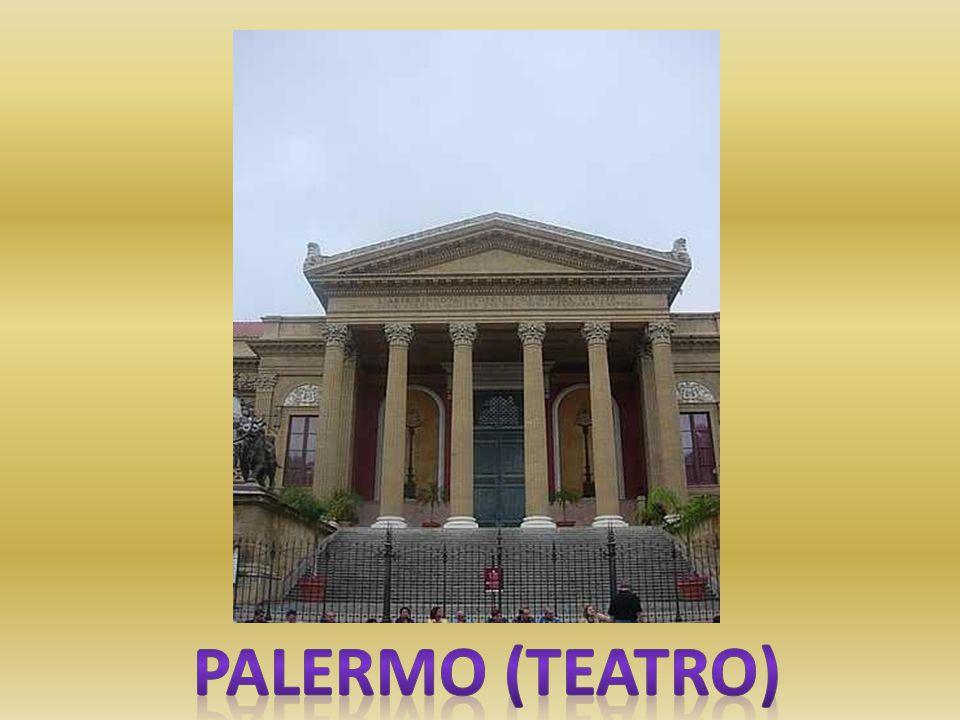 PALERMO (TEATRO)