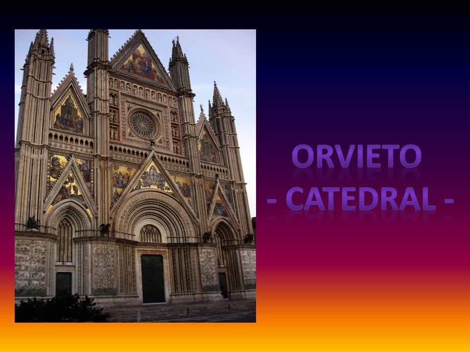ORVIETO - Catedral -