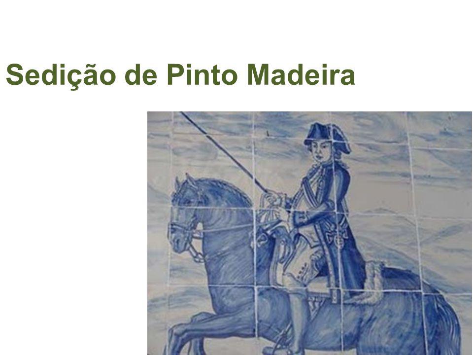 Sedição de Pinto Madeira