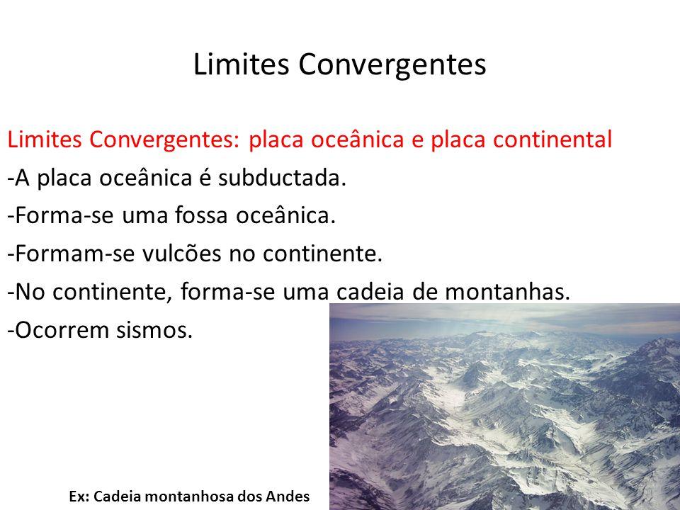 Limites Convergentes