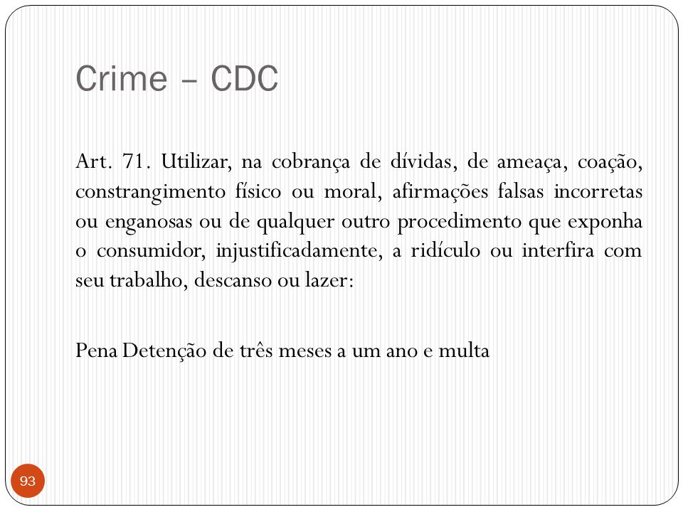 Crime – CDC