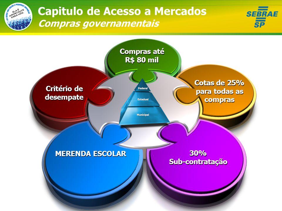 Capitulo de Acesso a Mercados Compras governamentais