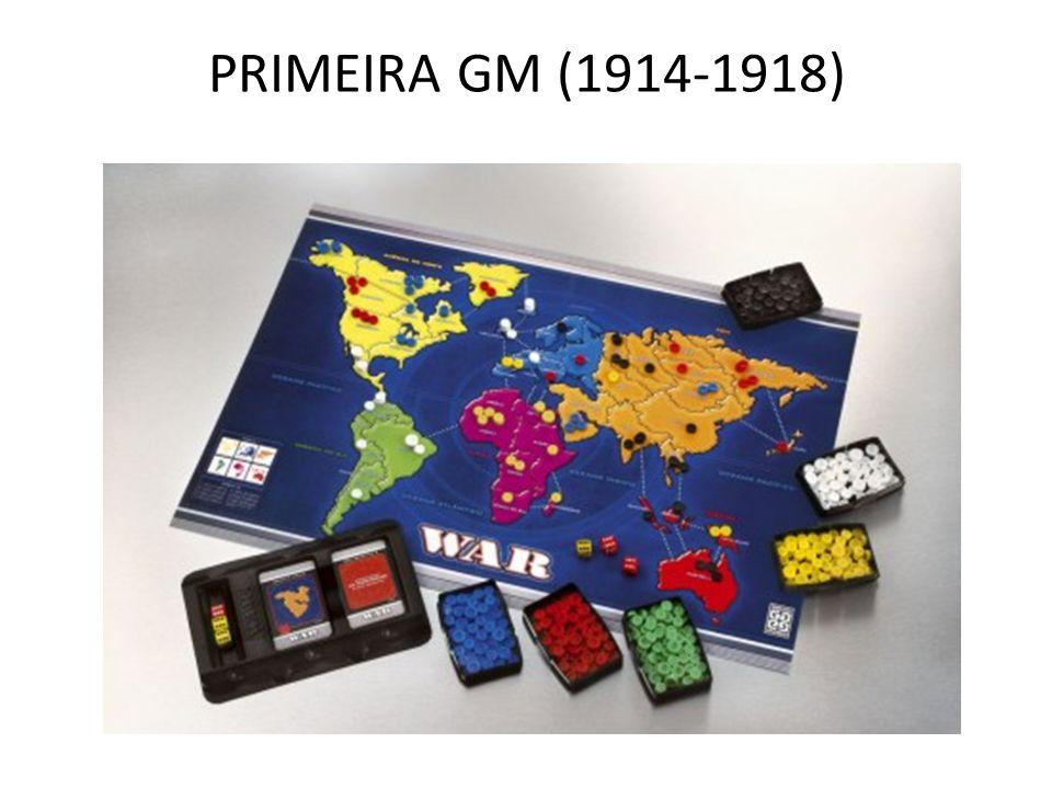 PRIMEIRA GM (1914-1918)