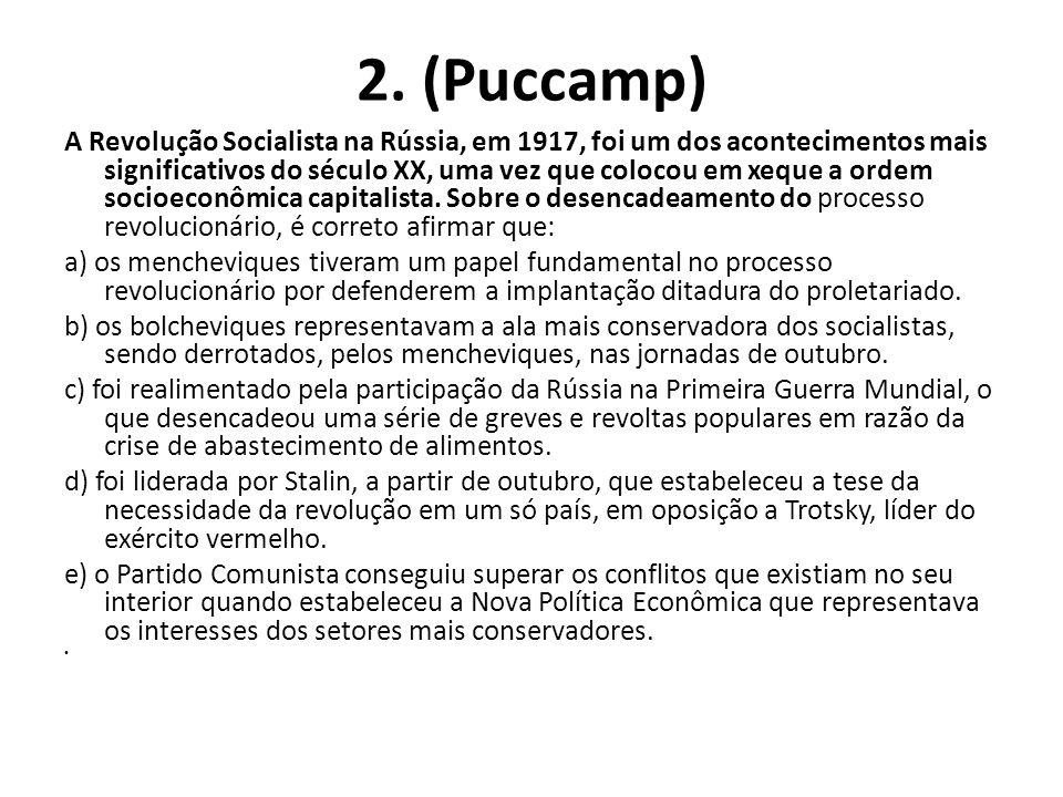 2. (Puccamp)