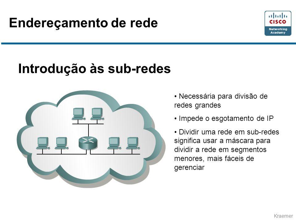 Introdução às sub-redes