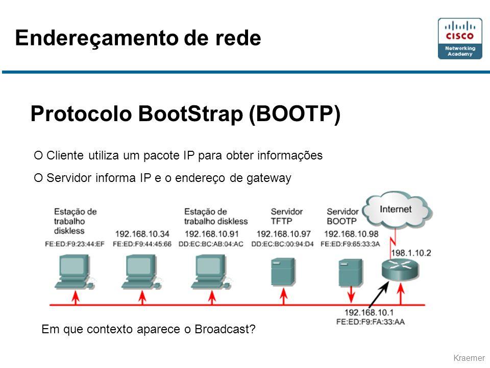 Protocolo BootStrap (BOOTP)