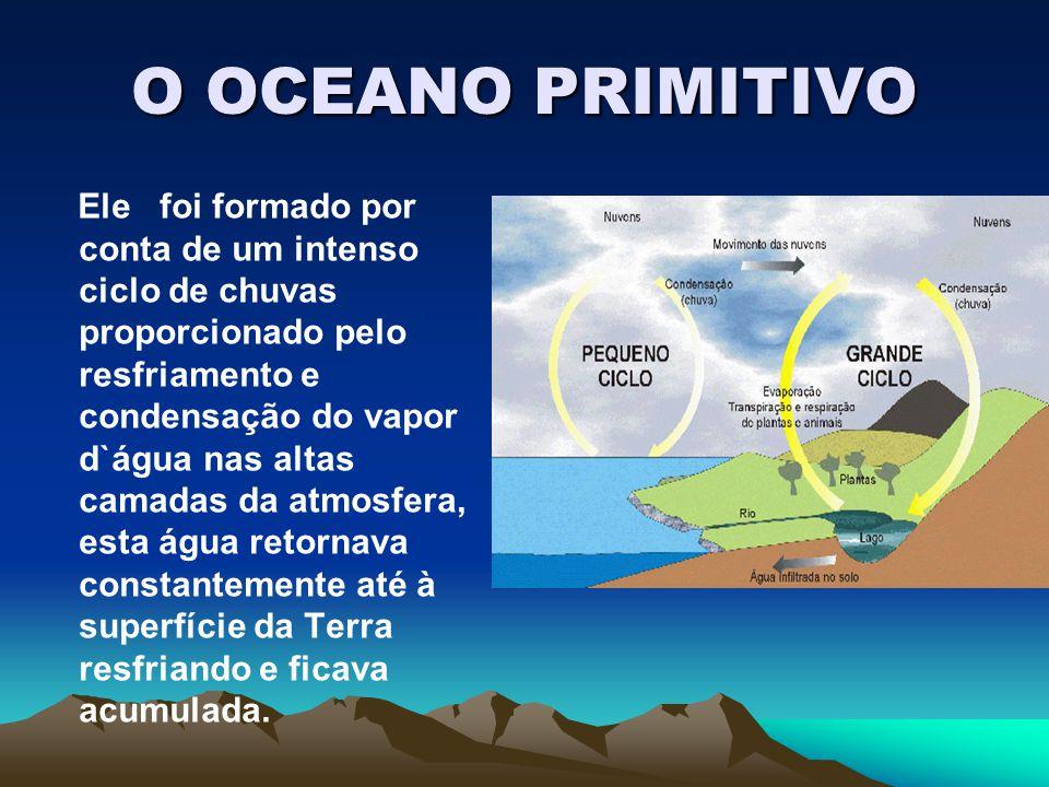 O OCEANO PRIMITIVO