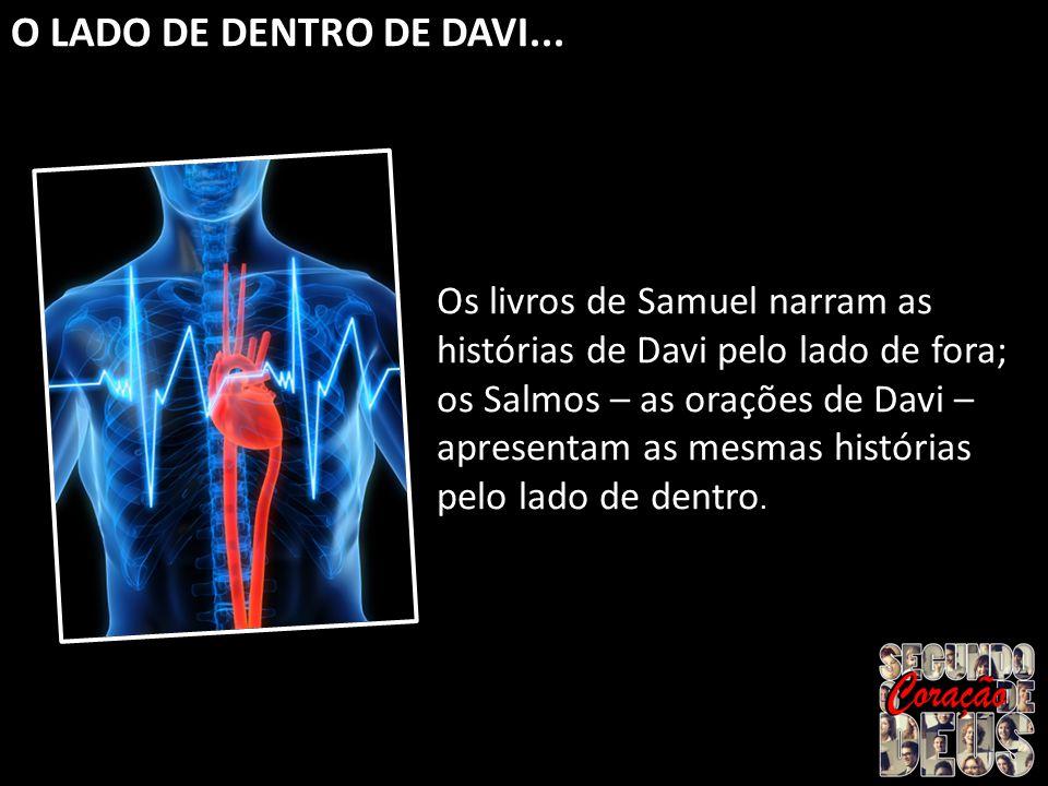 O LADO DE DENTRO DE DAVI...