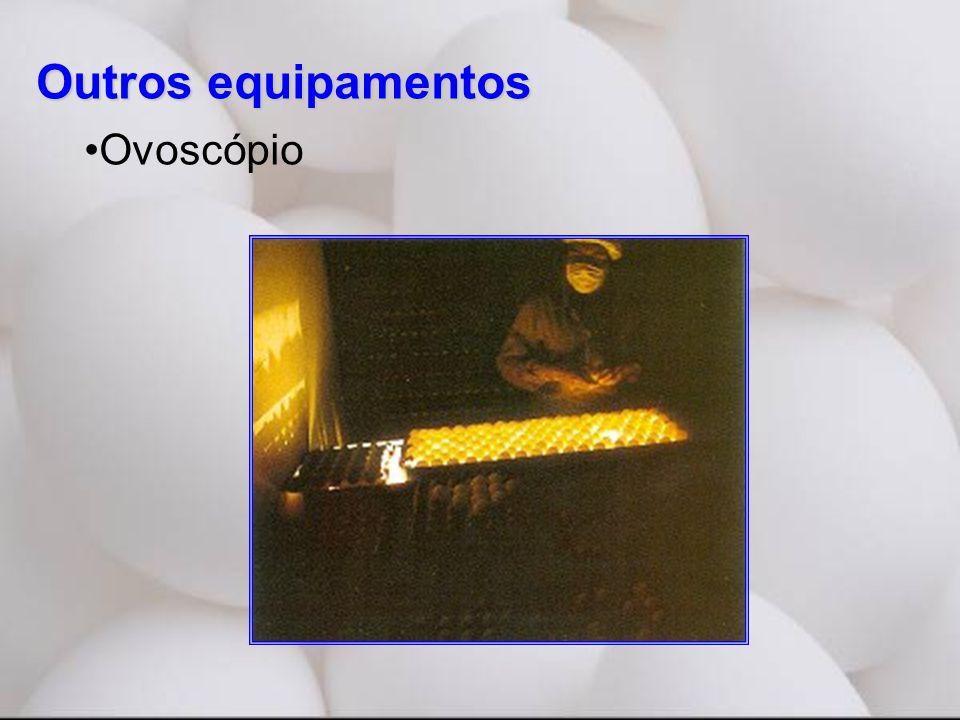 Outros equipamentos Ovoscópio