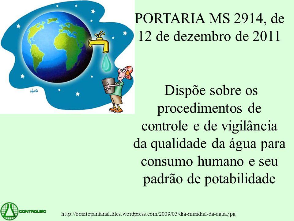 PORTARIA MS 2914, de 12 de dezembro de 2011