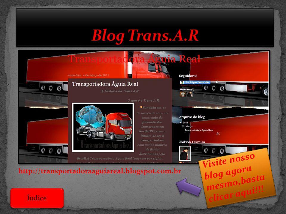 Blog Trans.A.R Visite nosso blog agora mesmo,basta clicar aqui!!!