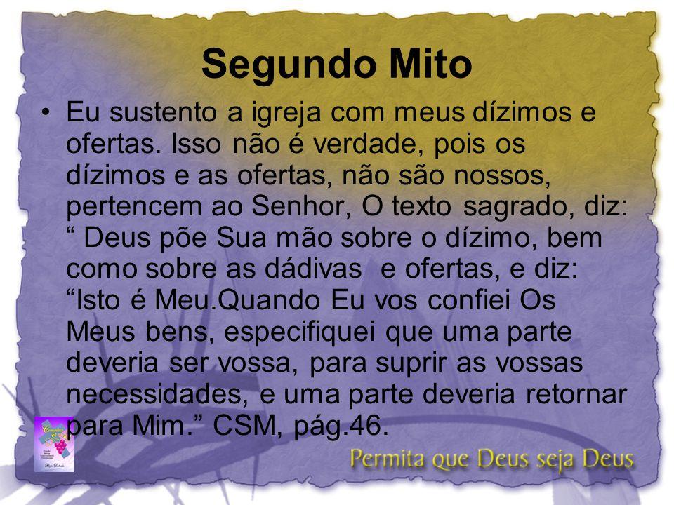 Segundo Mito