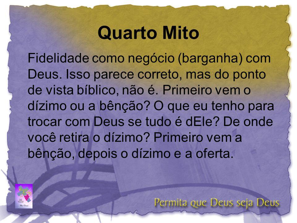 Quarto Mito