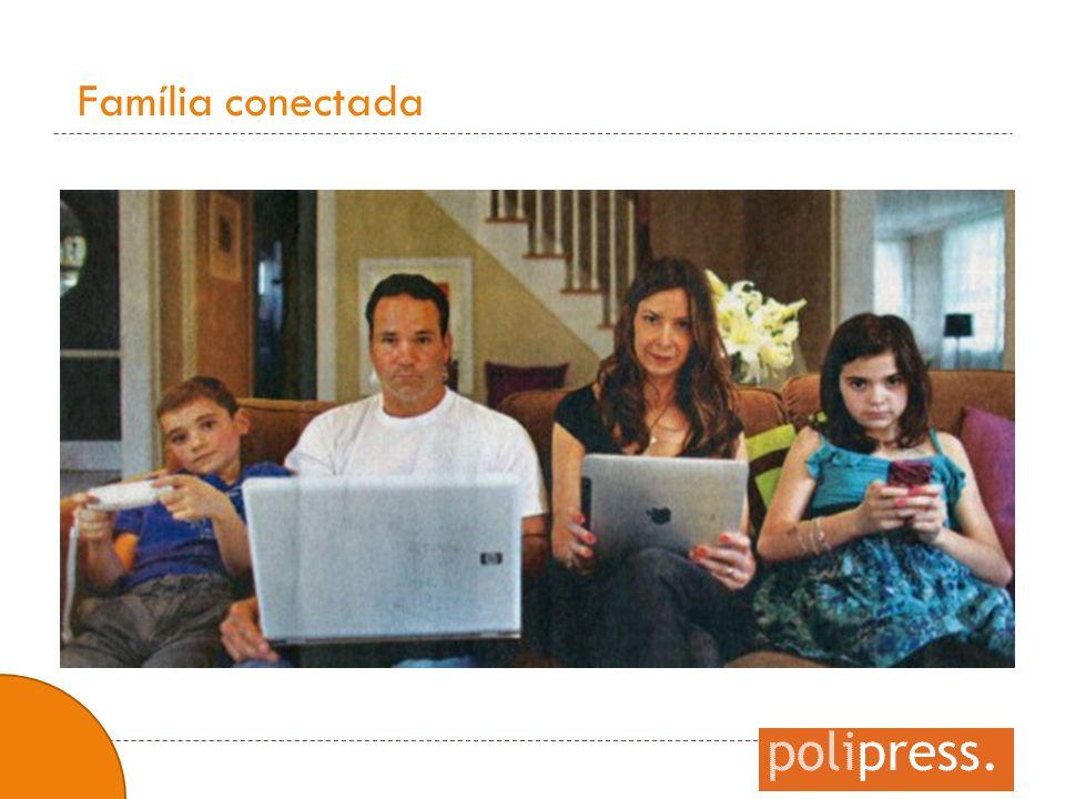 Família conectada