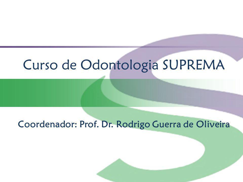 Coordenador: Prof. Dr. Rodrigo Guerra de Oliveira