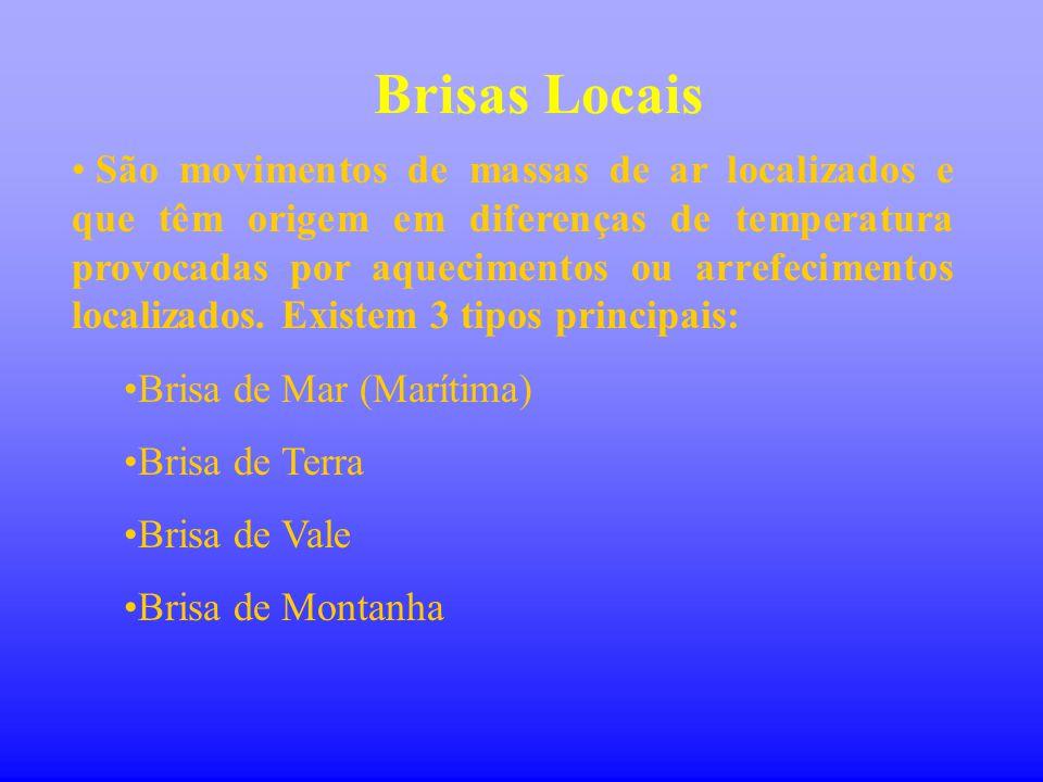 Brisas Locais