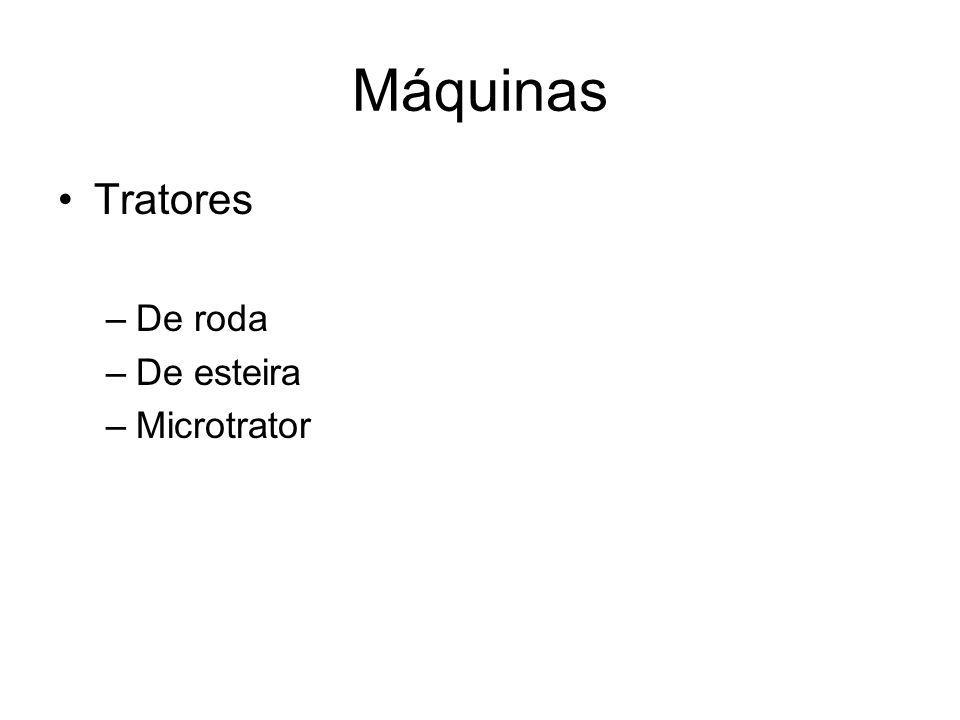 Máquinas Tratores De roda De esteira Microtrator