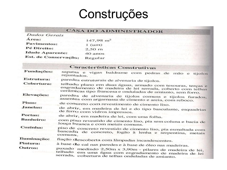 Construções