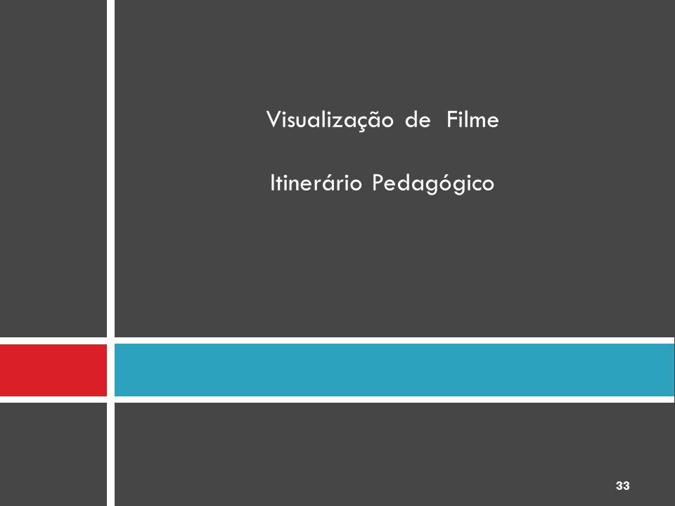 Itinerário Pedagógico