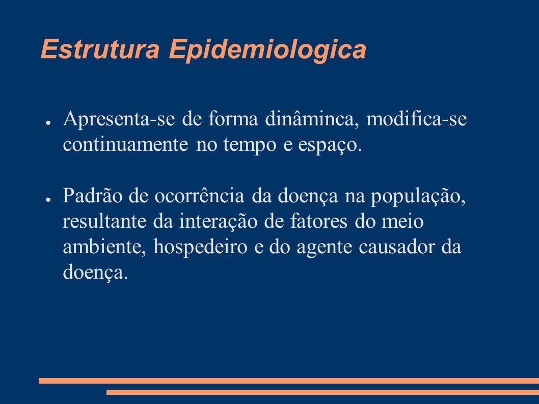 Estrutura Epidemiologica