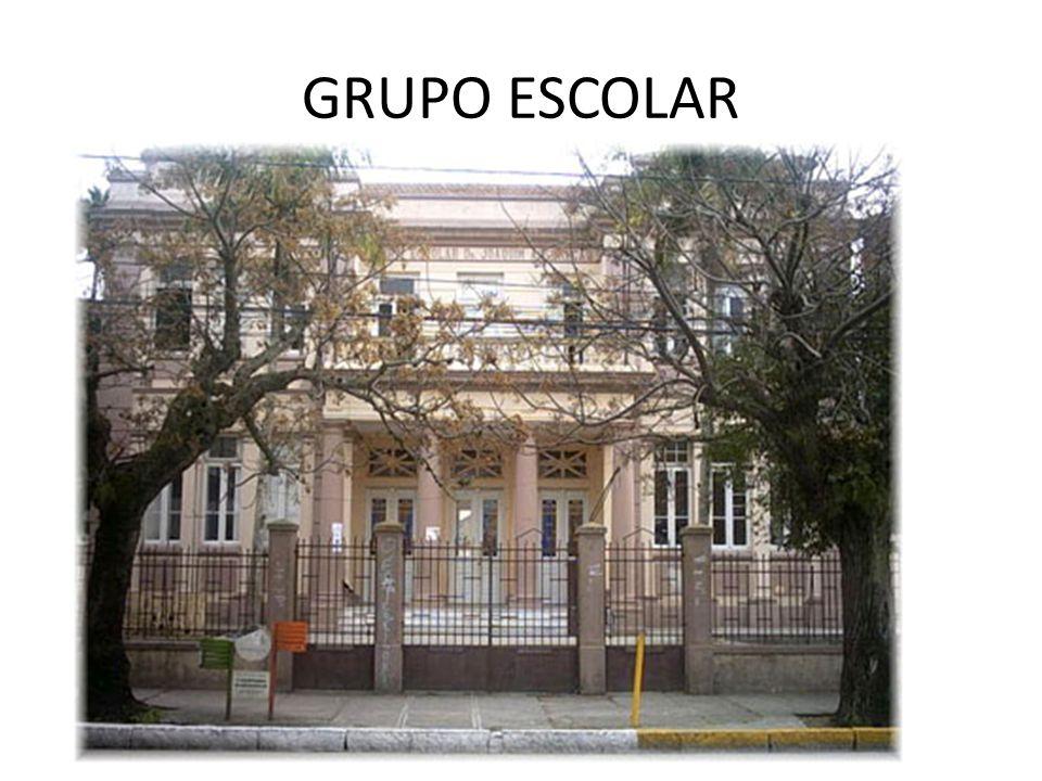 GRUPO ESCOLAR