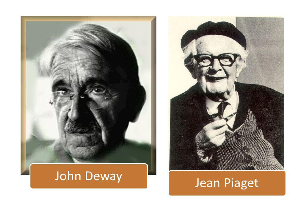 John Deway Jean Piaget
