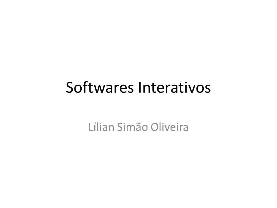 Softwares Interativos