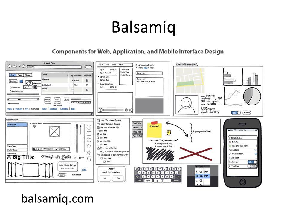 Balsamiq balsamiq.com