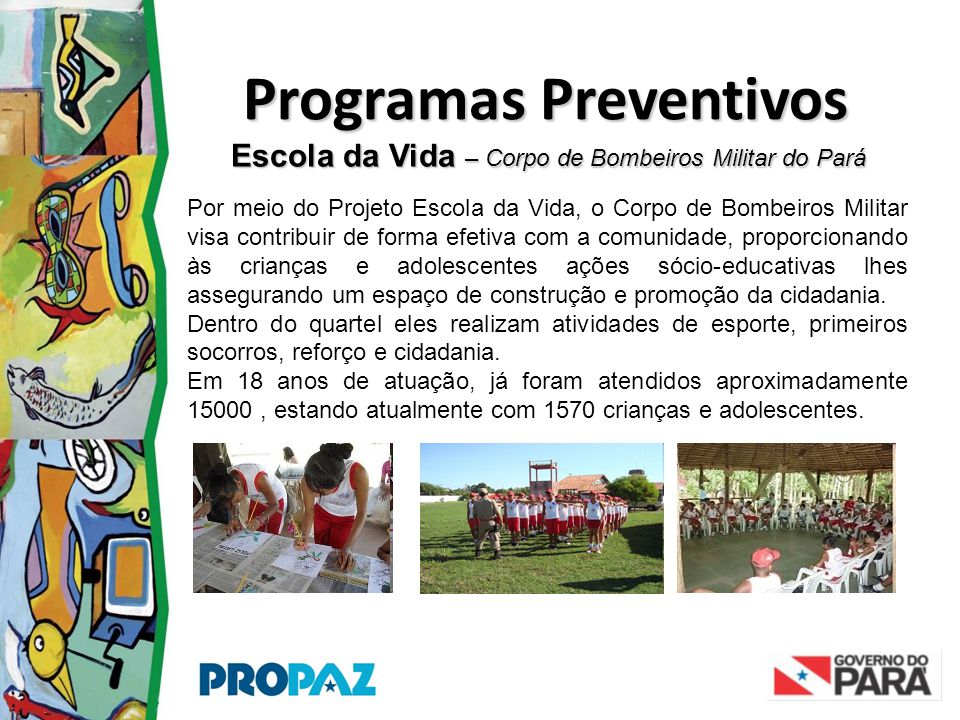 Programas Preventivos