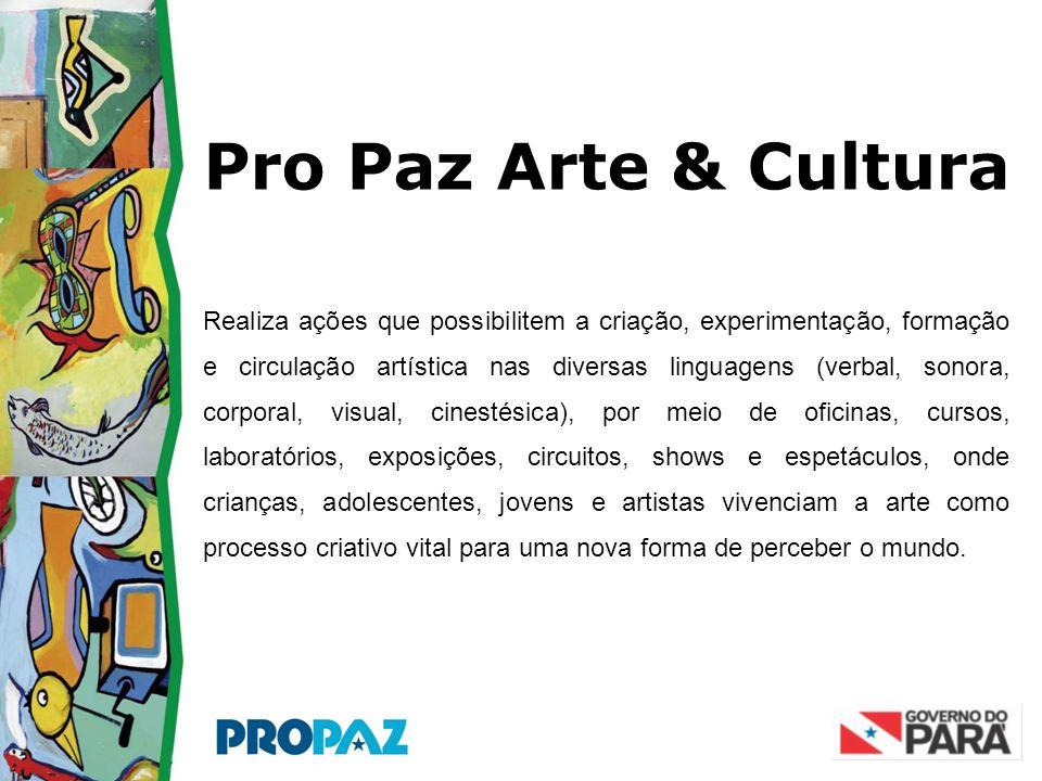 Pro Paz Arte & Cultura