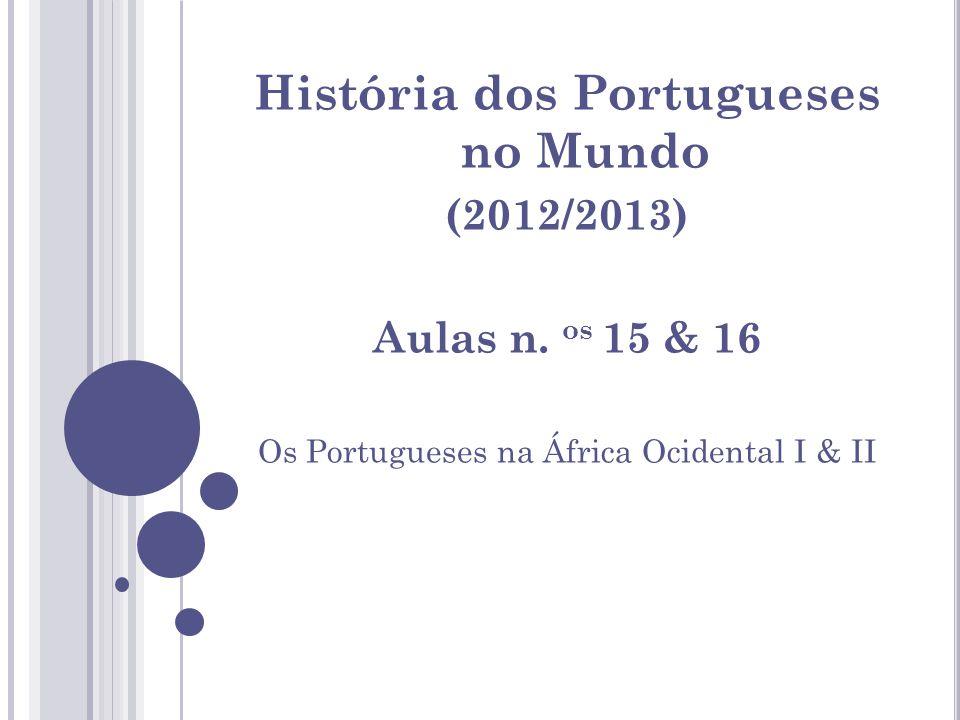 História dos Portugueses no Mundo