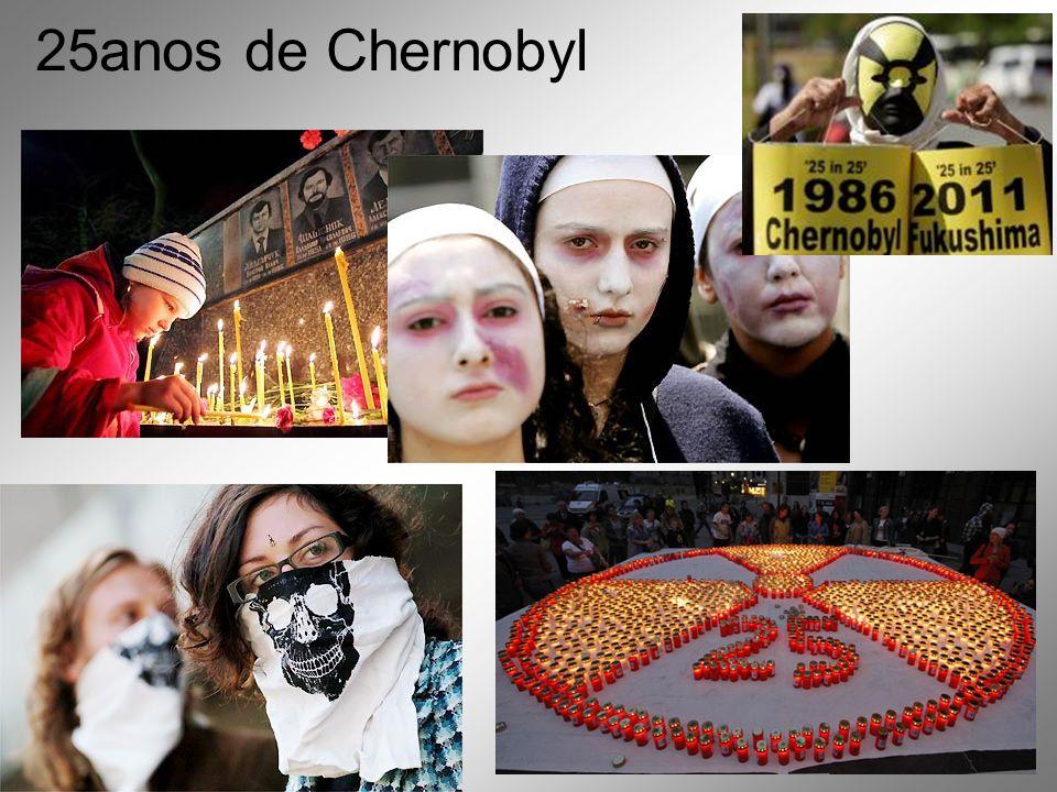 25anos de Chernobyl