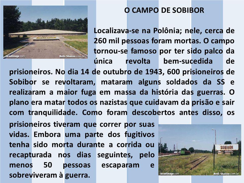 O CAMPO DE SOBIBOR