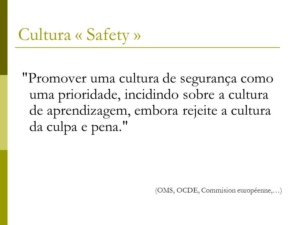 Cultura « Safety »