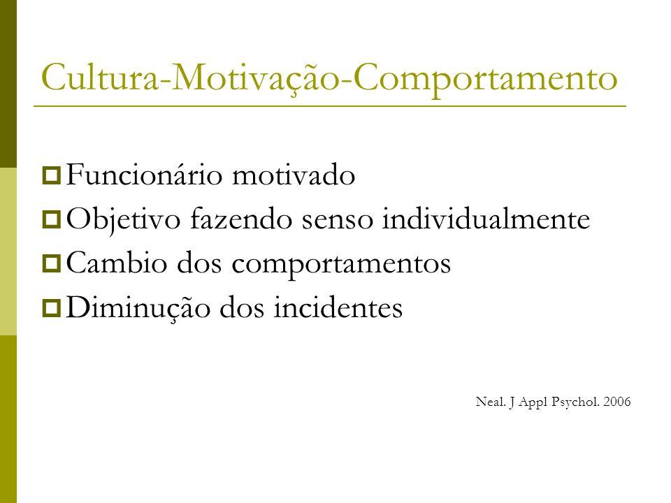 Cultura-Motivação-Comportamento