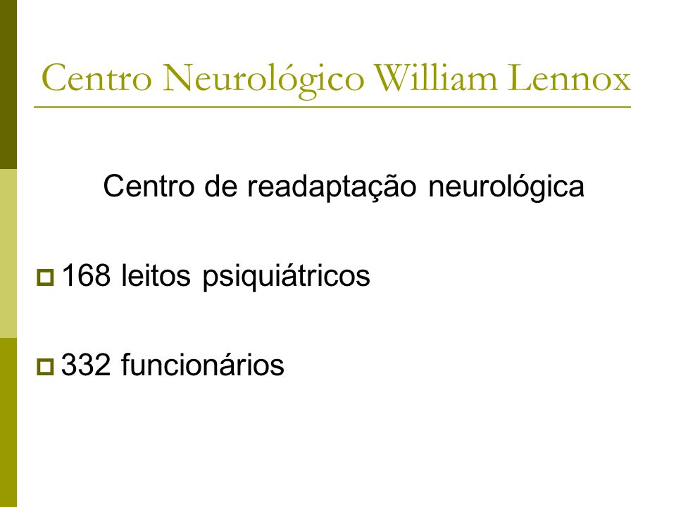 Centro Neurológico William Lennox