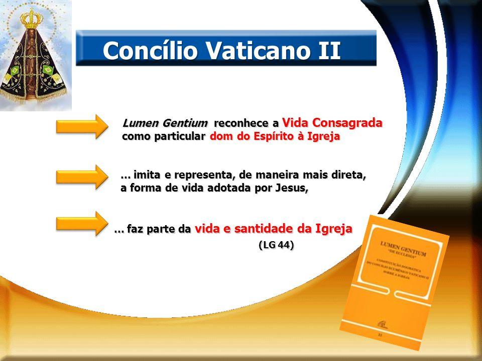 Concílio Vaticano II postar no novo (LG 44)