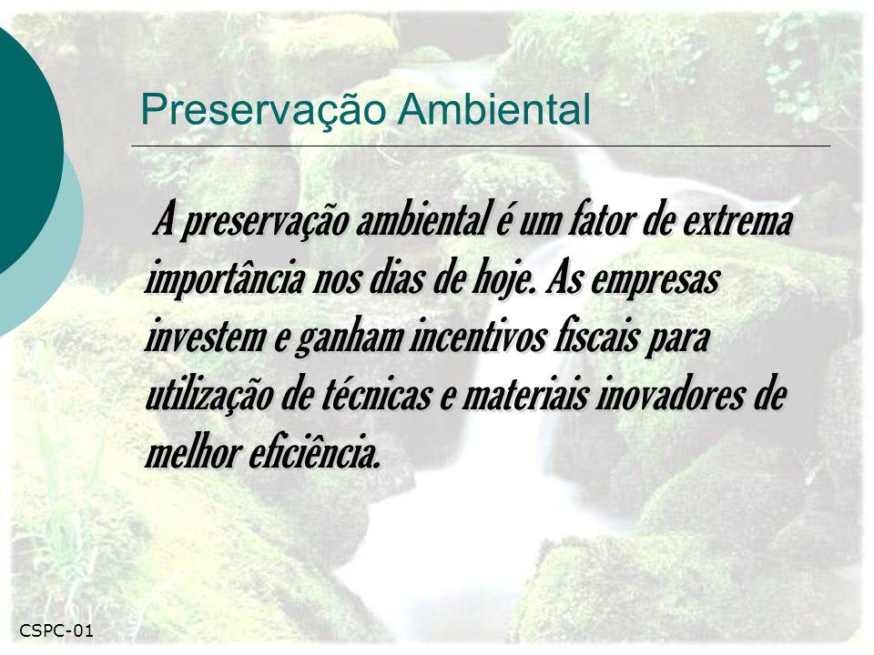Preservação Ambiental