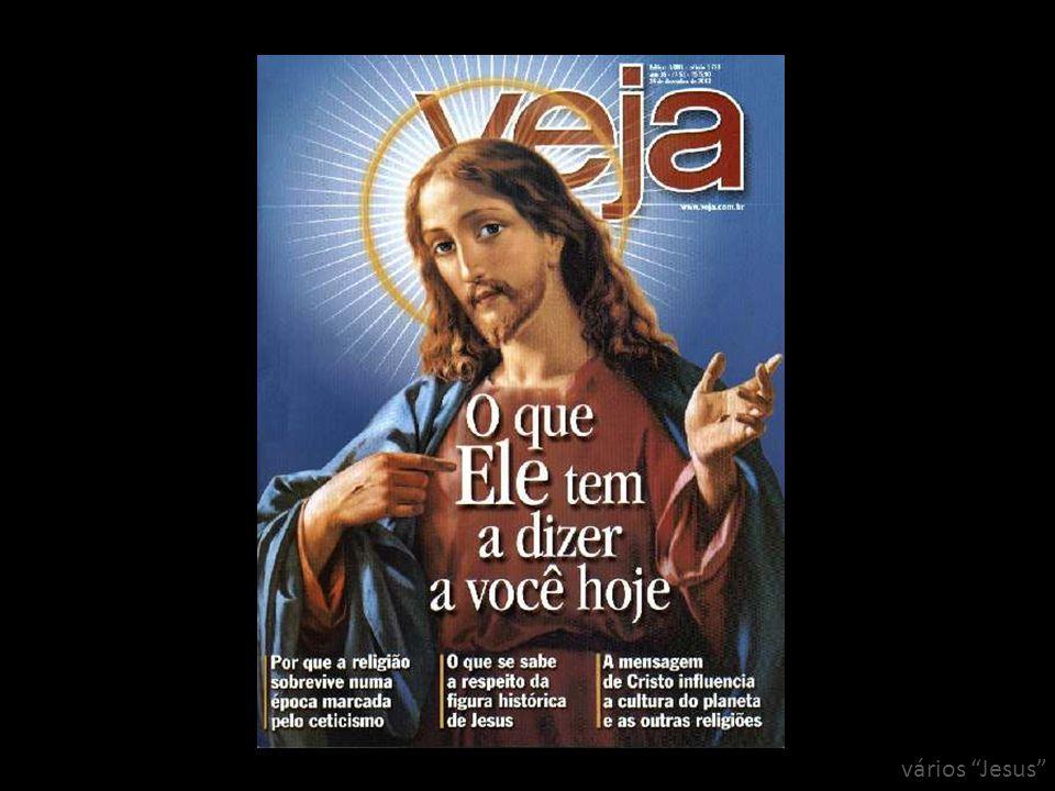 vários Jesus