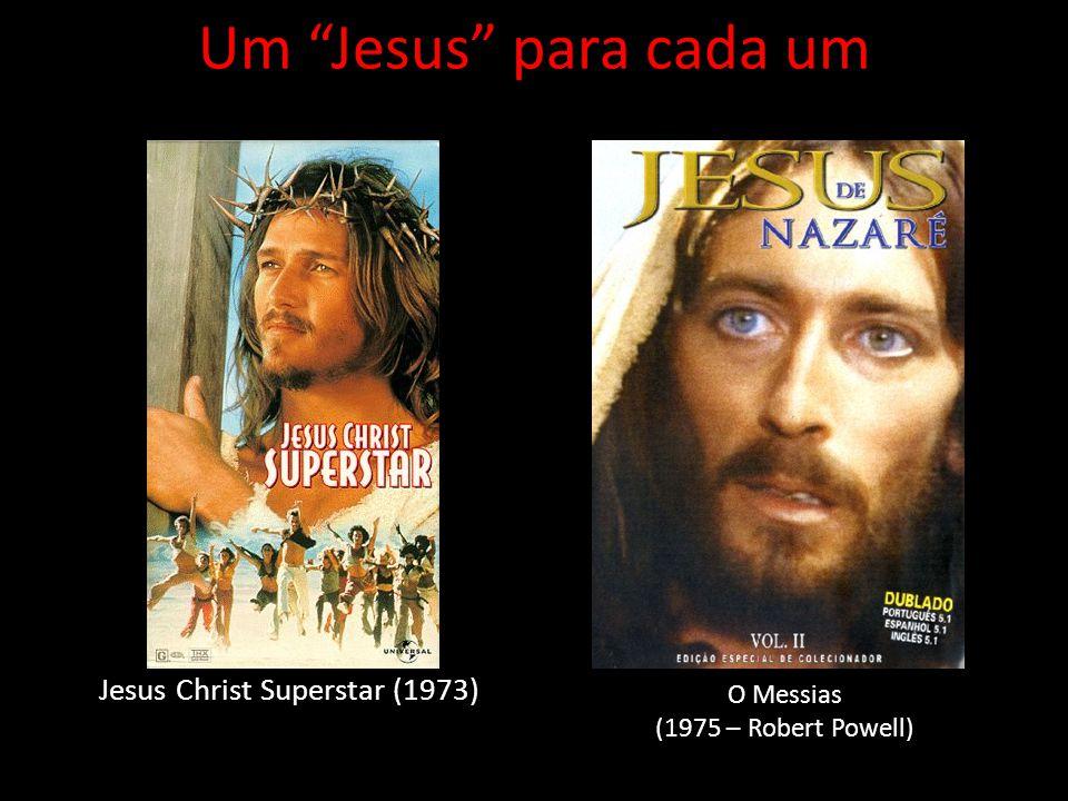 Um Jesus para cada um Jesus Christ Superstar (1973)