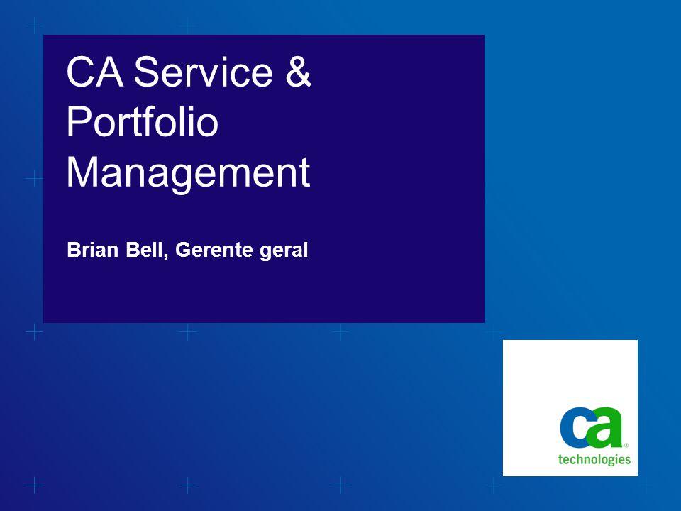 CA Service & Portfolio Management