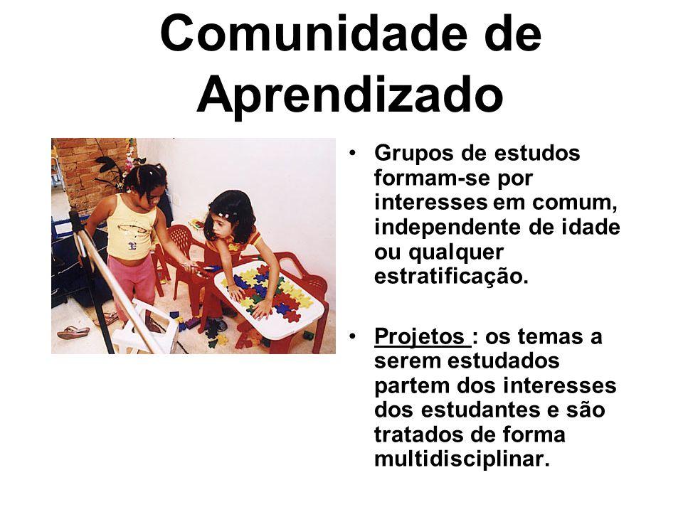 Comunidade de Aprendizado