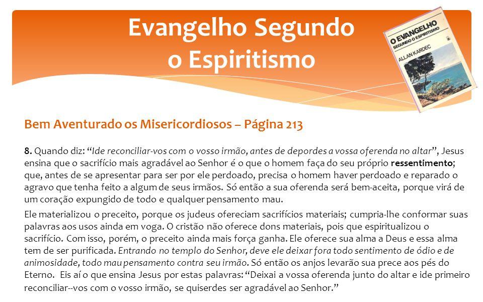 Evangelho Segundo o Espiritismo