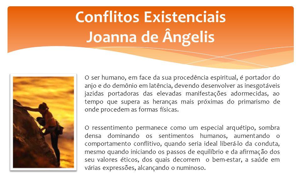 Conflitos Existenciais Joanna de Ângelis
